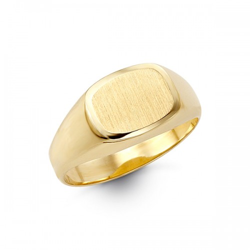 Bague en or pour homme montreal